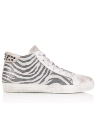 AIR & GRACE Alto Trainer - Studded Zebra