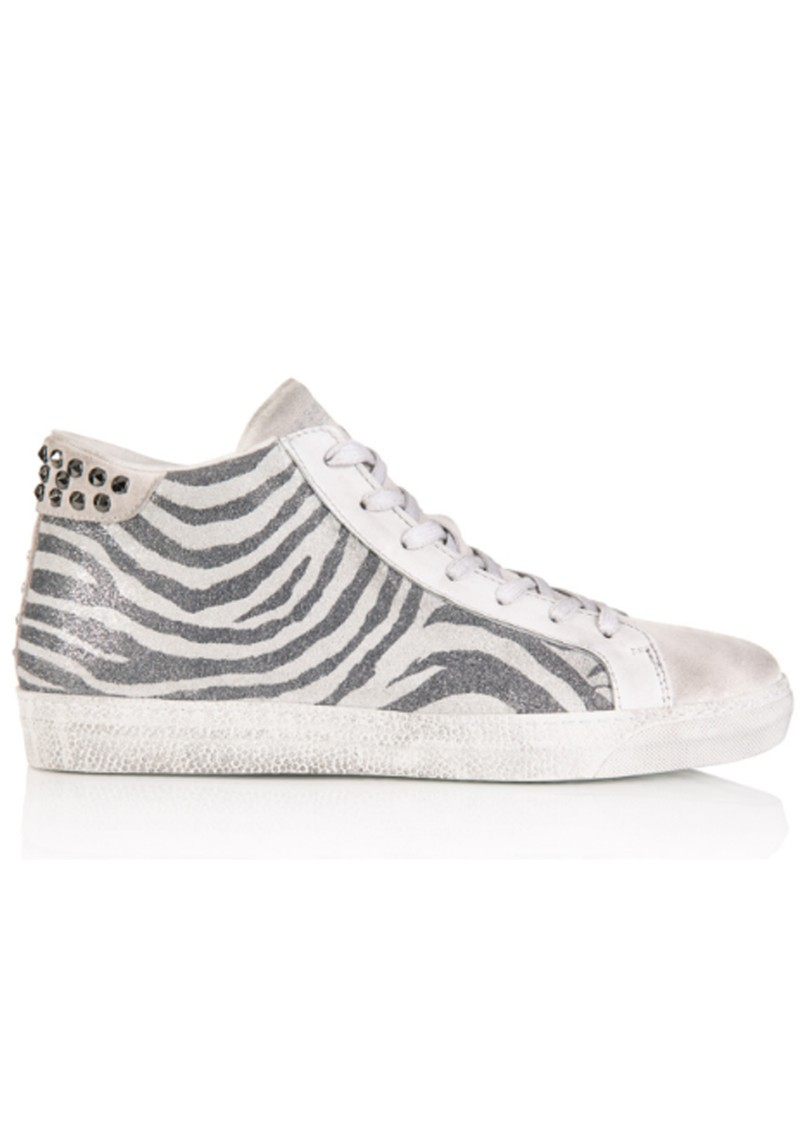 AIR & GRACE Alto Trainer - Studded Zebra main image