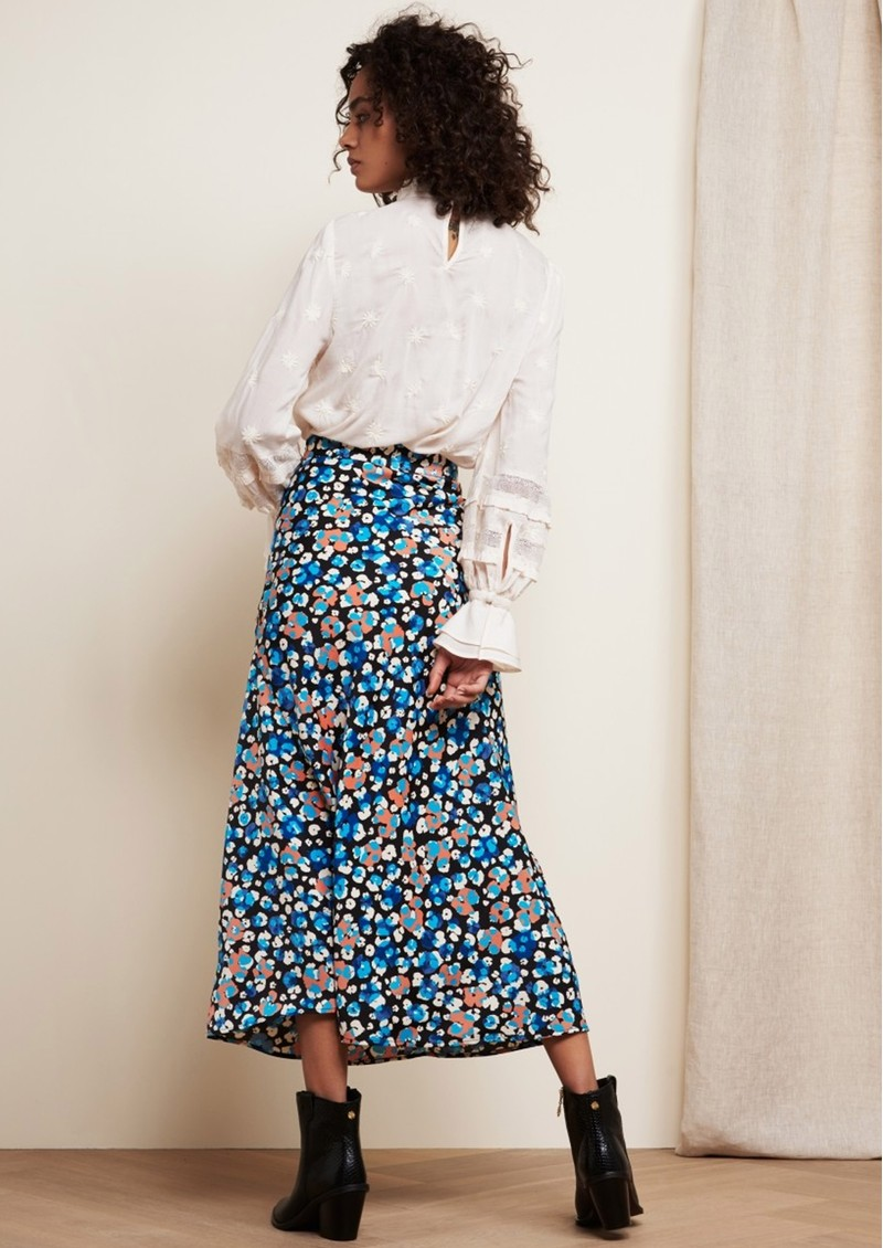 FABIENNE CHAPOT Claire Printed Skirt - Leopard Blossom main image