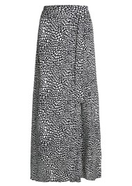 FABIENNE CHAPOT Bobo Printed Wrap Skirt - Lovely Love