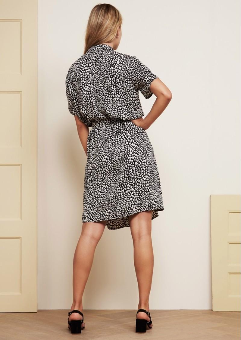 FABIENNE CHAPOT Boyfriend Printed Shirt Dress - Lovely Love main image