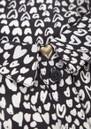 FABIENNE CHAPOT Boyfriend Printed Shirt Dress - Lovely Love