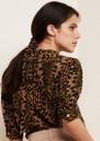 FABIENNE CHAPOT Scottie Scrunchie - Retro Panther