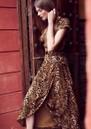 FABIENNE CHAPOT Archana Wrap Dress - Retro Panther