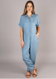 NOOKI Nancy Jumpsuit - Blue