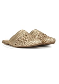 Sam Edelman Natalya Slipper - Gold