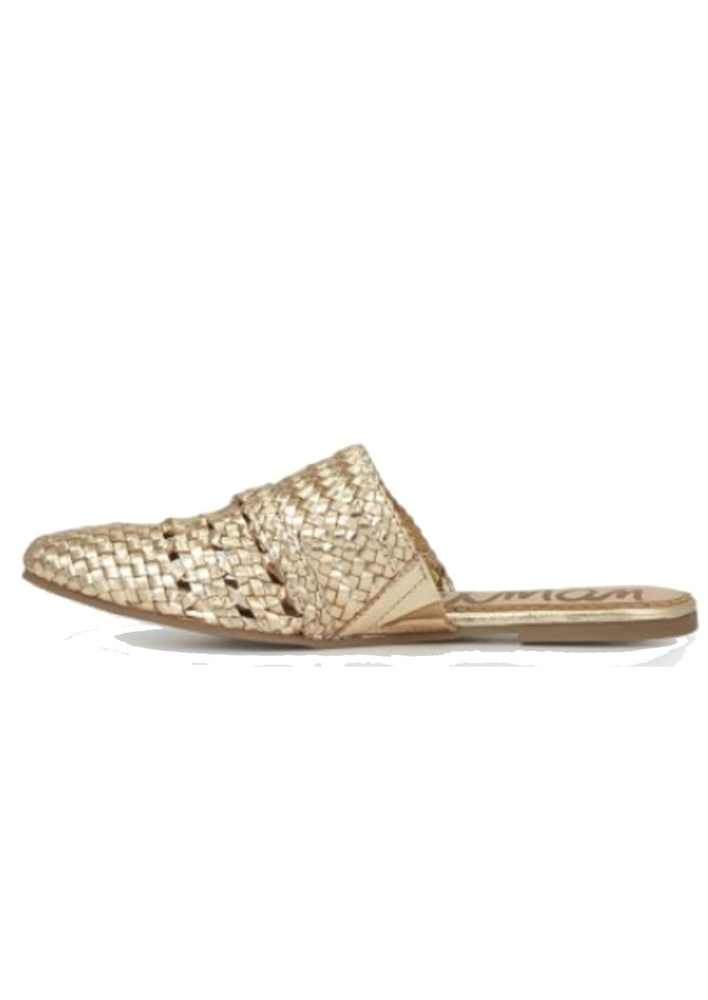 Sam Edelman Natalya Slipper - Gold main image