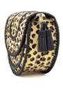 NOOKI D'Souza Cross Body Bag - Leopard
