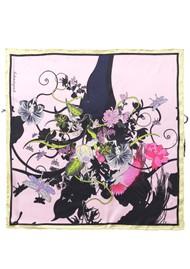 Becksondergaard Gannet Sia Silk Scarf - Pink Lavender
