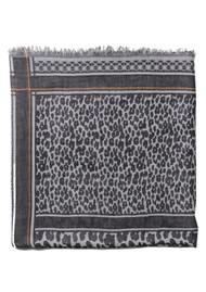 Becksondergaard Koel Coja Printed Scarf - Black