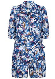 DANTE 6 Loyal Printed Playsuit - Multi