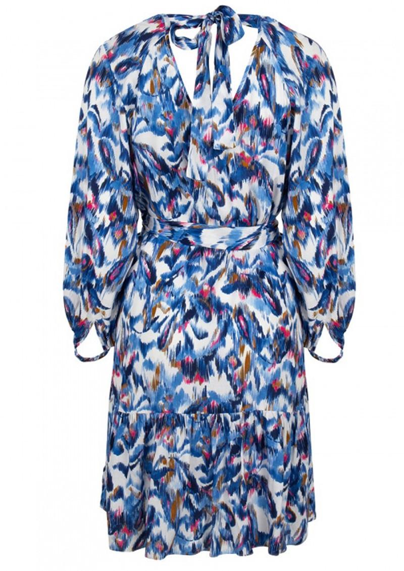 DANTE 6 Amora Printed Dress - Multi main image