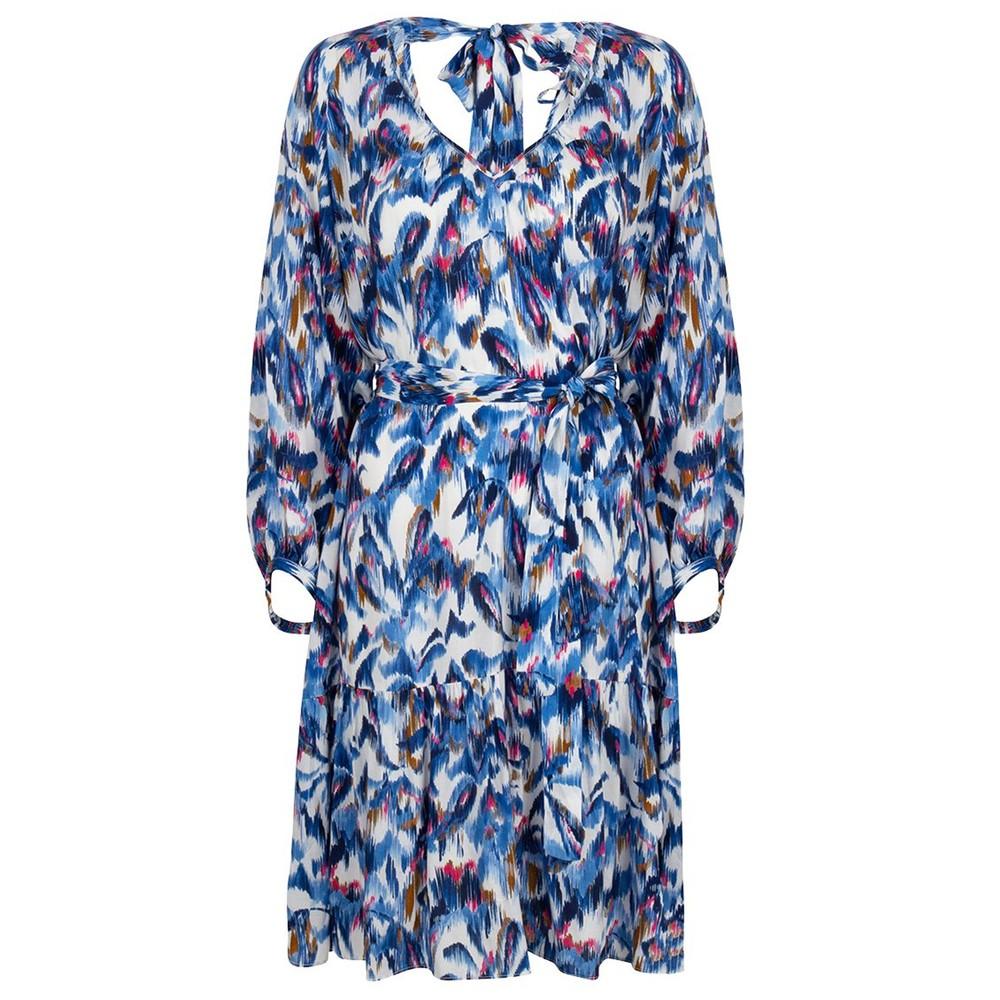 Amora Printed Dress - Multi
