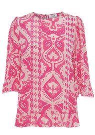 Day Birger et Mikkelsen Day Bella Printed Top - Cabaret