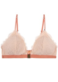 LOVE STORIES Hazel Padded Bralette - Powder