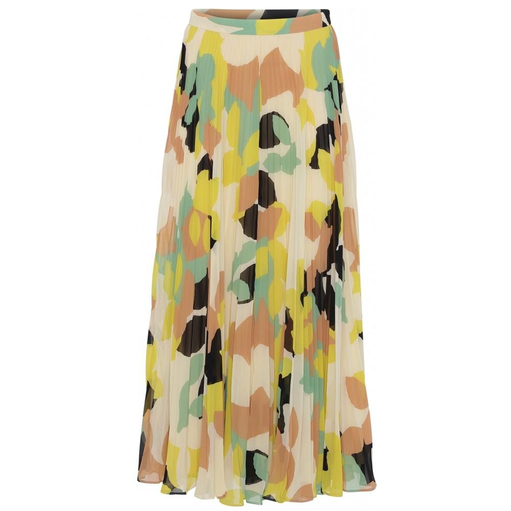 Day Riva Skirt - Sweet Lime