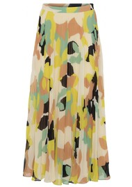 Day Birger et Mikkelsen Day Riva Skirt - Sweet Lime