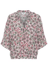 Day Birger et Mikkelsen  Day Fiore Top - Smoke