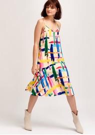 ESSENTIEL ANTWERP Varah Midi Graphic Printed Dress - Combo 1