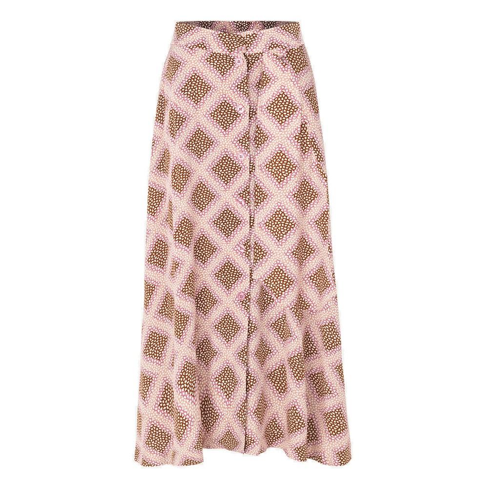 Ena P AOP Skirt - Foulard