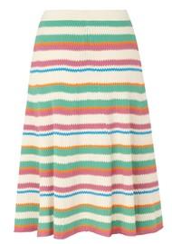 SAMSOE & SAMSOE Maik Knitted Skirt - Creme De Menth