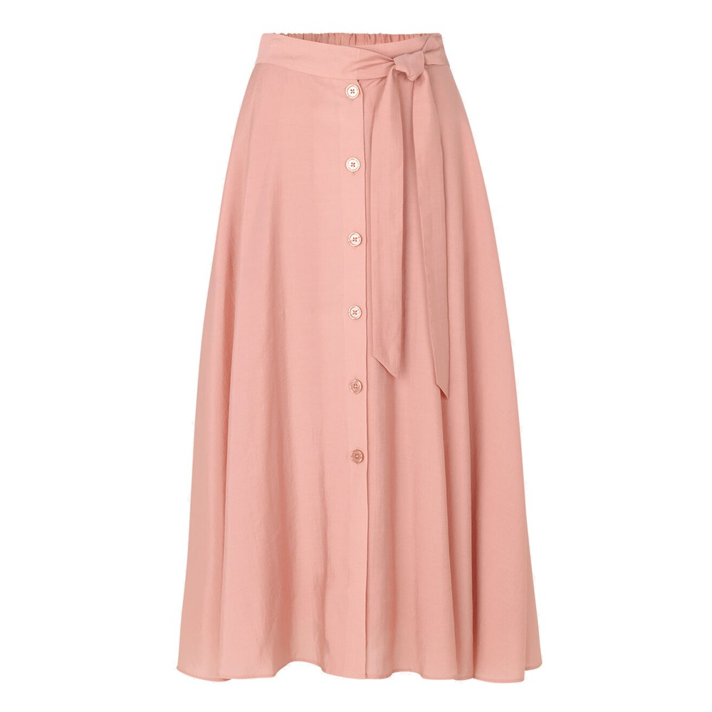 Ena P Skirt - Misty Rose