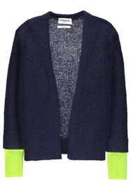 ESSENTIEL ANTWERP Vunglasses Cardigan - Vapor Blue