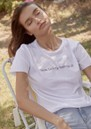 Alexa T-Shirt - White additional image