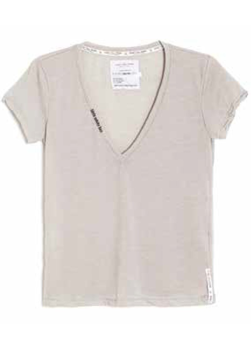 DONT TELL MAMA White Little Lies T-Shirt main image