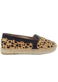 KANNA Dora20 Leopard Espadrille - Leopard