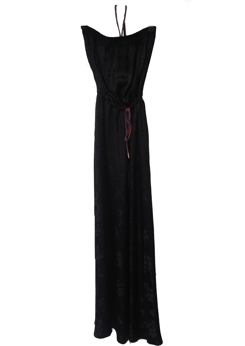 ESSENTIEL ANTWERP Vather Halterneck Dress - Black main image