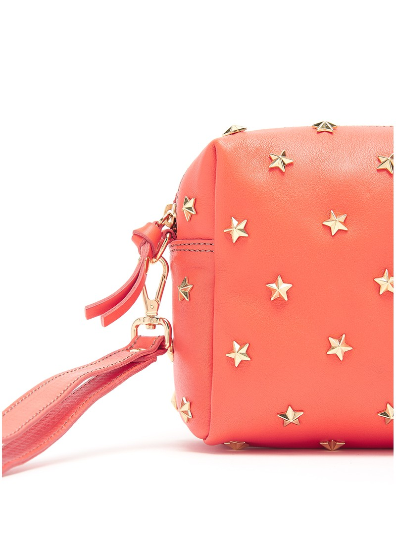 MERCULES Dixie Cross Body Bag - Coral main image