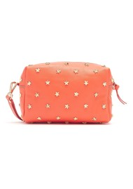 MERCULES Dixie Cross Body Bag - Coral