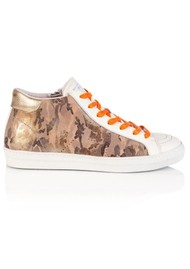 AIR & GRACE Alto Trainer - Khaki Camo