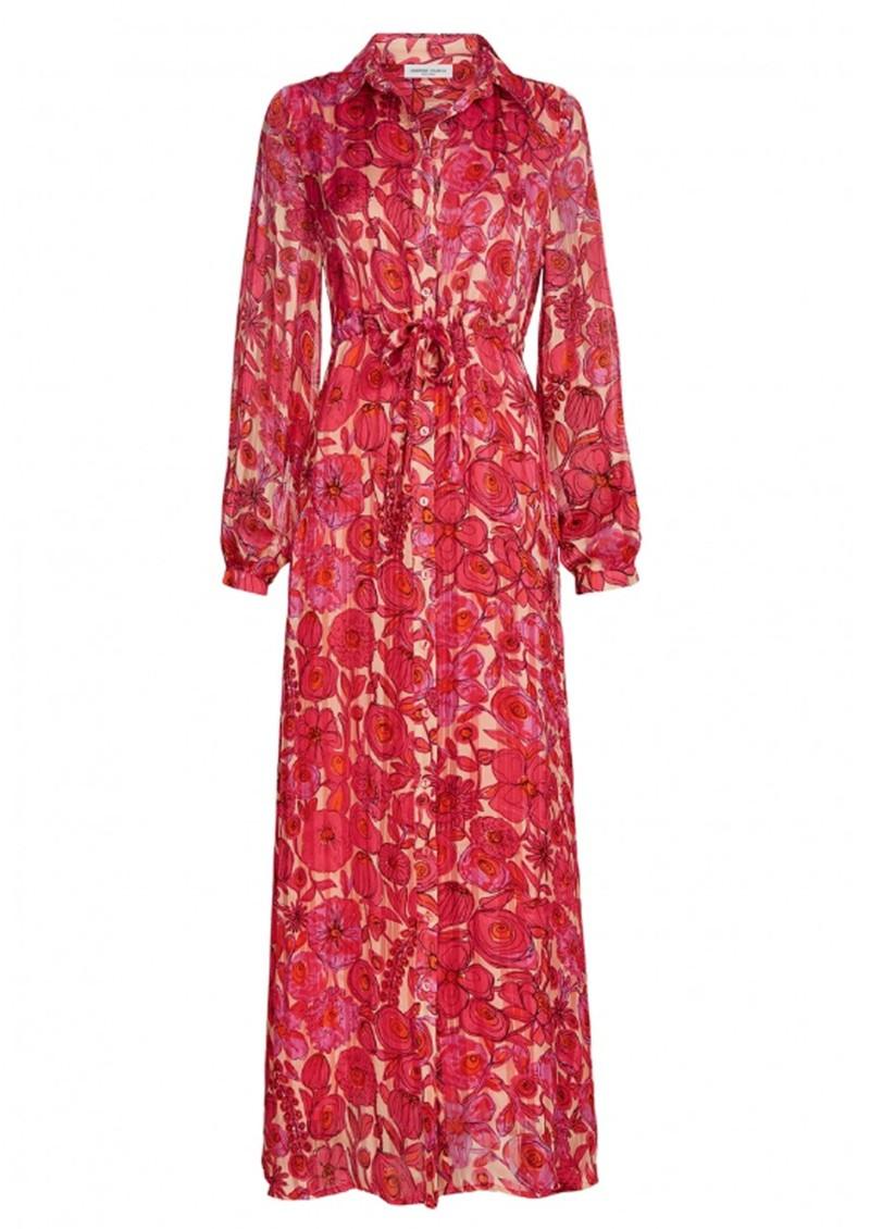 FABIENNE CHAPOT Frieda Long Dress - Flower Curtain main image