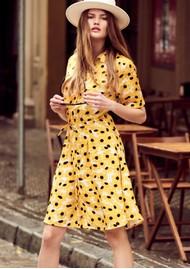 FABIENNE CHAPOT Mila Dress - Sunny Flowers