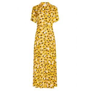 Mia Dress - Sunny Flowers