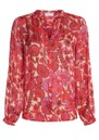 FABIENNE CHAPOT Frida Lou Printed Blouse - Flower Curtain