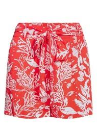 FABIENNE CHAPOT Susan Shorts - Crazy Coral