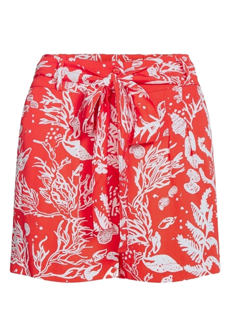 Susan Shorts - Crazy Coral main image