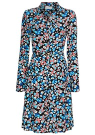 FABIENNE CHAPOT Hayley Printed Dress - Leopard Blossom
