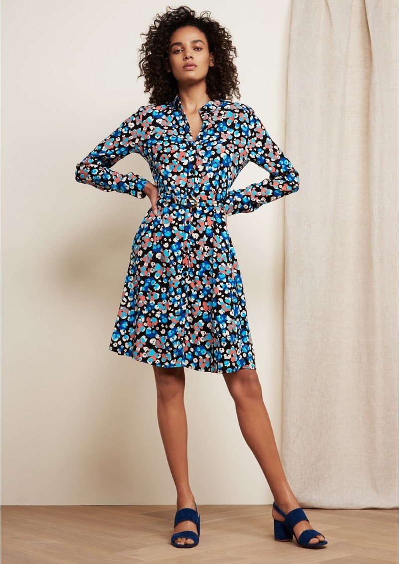 FABIENNE CHAPOT Hayley Printed Dress - Leopard Blossom main image