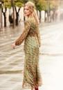 FABIENNE CHAPOT Frieda Long Dress - Dutch Flowers