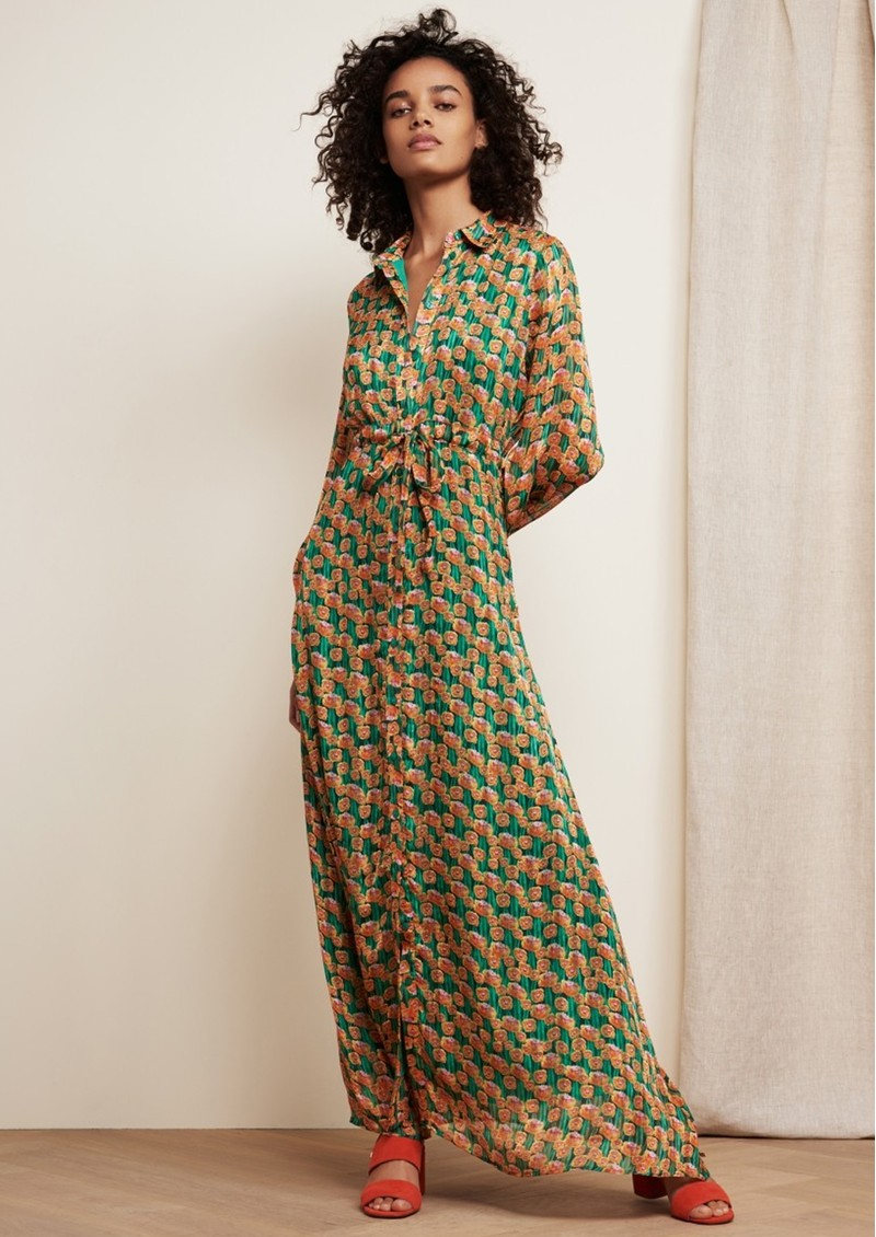 FABIENNE CHAPOT Frieda Long Dress - Dutch Flowers main image