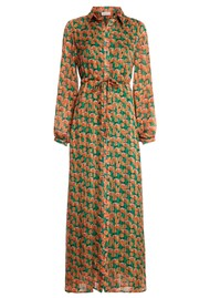 FABIENNE CHAPOT Frieda Long Dress - Dutch Flowers