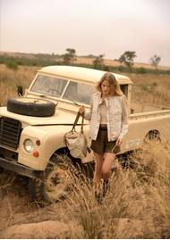 Rails Collins Jacket - Mini Cheetah