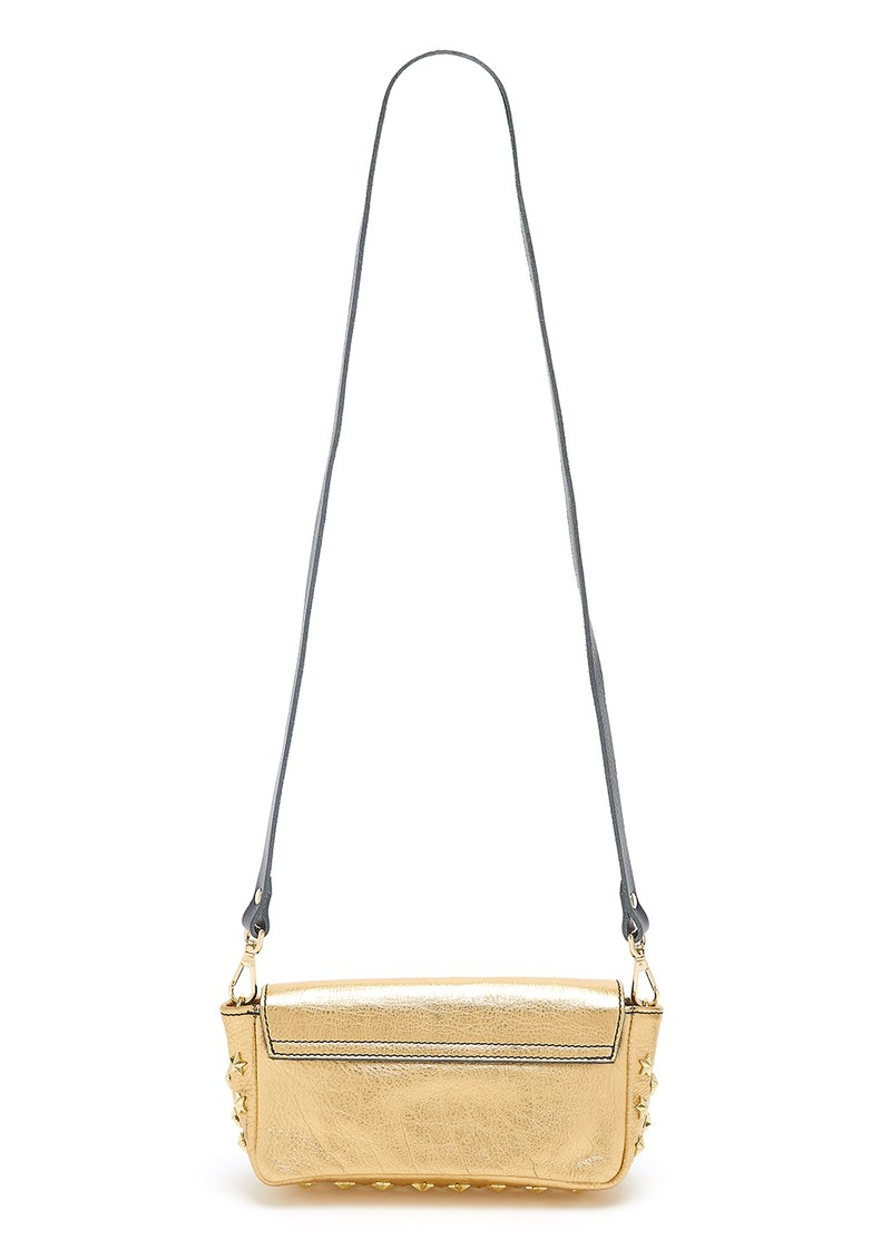 MERCULES Hammer Stars Leather Bag - Gold main image