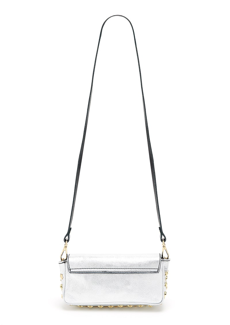 Hammer Stars Leather Bag - Silver main image