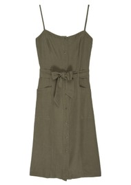 Rails Evie Dress - Deep Olive
