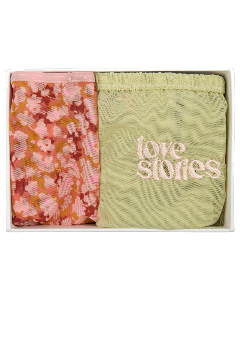 LOVE STORIES Isabel Shelby Brief 2-Pack - Multi main image